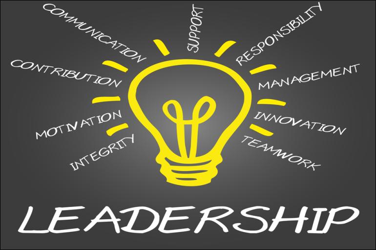 leadership training ppt