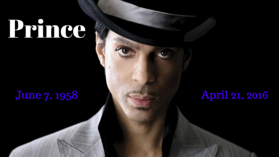 #WednesdayWisdom #022: Why There Will Never Be A Movie About Prince