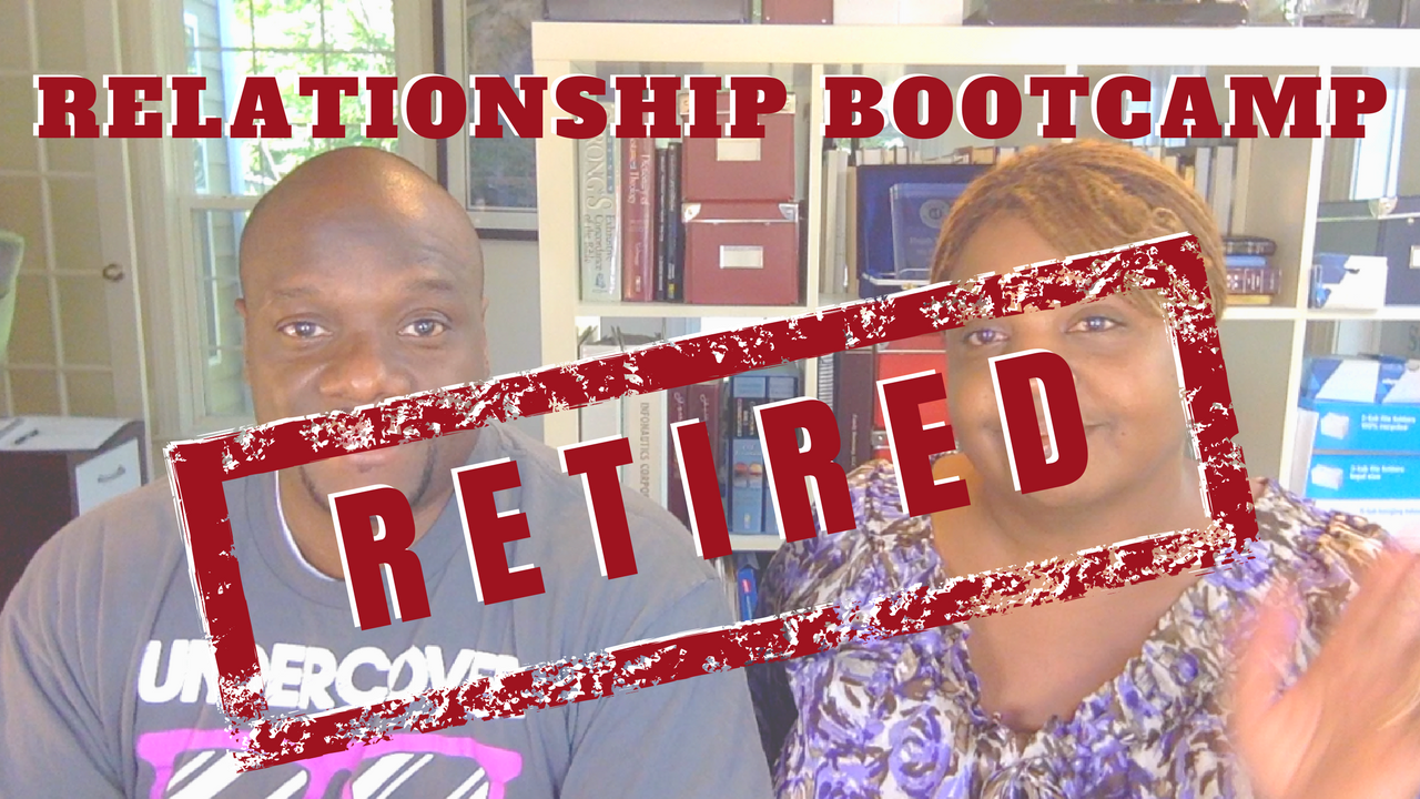 It's Been A Great Run, But the Relationship Bootcamp is Officially…