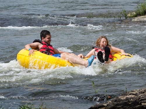 Tubing Down the Potomac/Camping Trip – Part IV